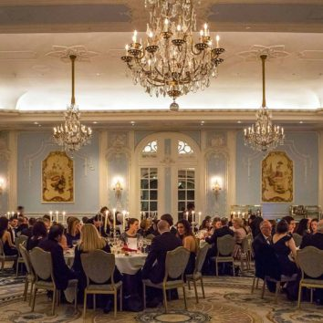 Corporate Christmas parties at the Savoy